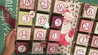 A Nostalgia Advent Calendar Tutorial