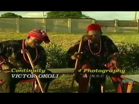 UWAEZUOKE AND NKEM OWOH-IGBO COMEDY NIGERIA MOVIES 2019