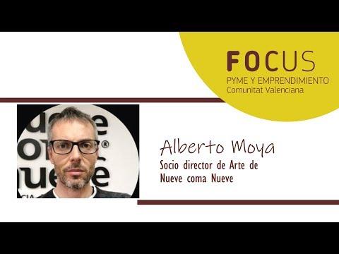 Vídeo Entrevista Alberto Moya Focus Pyme Vega Baja 2019[;;;][;;;]