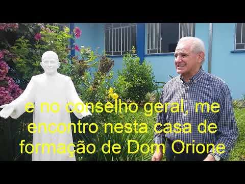 CONVITE DA FAMILIA ORIONITA