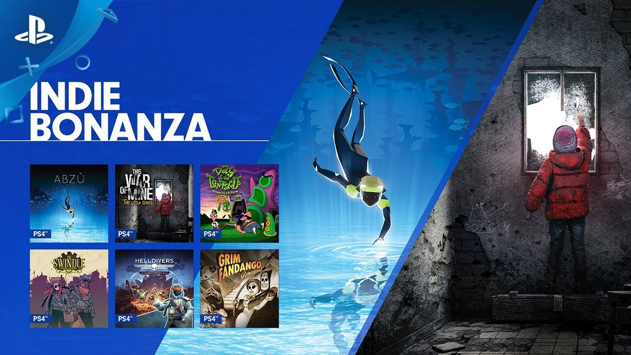 PS Now's November Lineup: an Indie Bonanza!