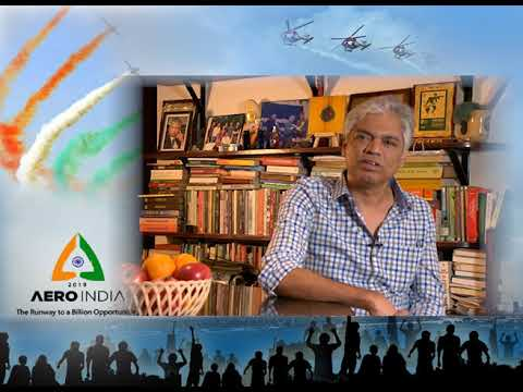 Theater, Film Artist Prakash Belawadi on Aero India 2019