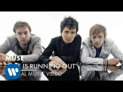 Muse Time Is Running Out drum thumbnail