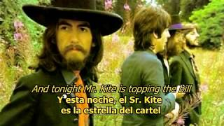 Being for the Benefit of Mr. Kite! - The Beatles (LYRICS/LETRA) [Original]