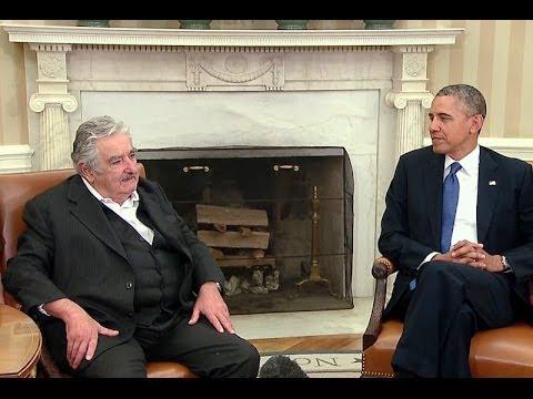President Obama's Bilateral Meeting with President Mujica of Uruguay