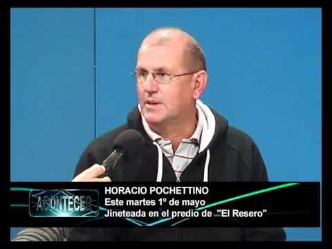 HORACIO POCHETTINO, JINETEADA EN EL PREDIO EL RESERO_NEW.flv