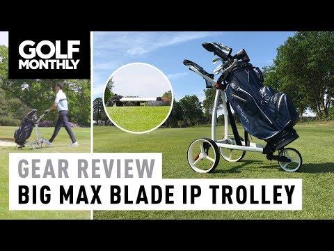 Big Max Blade IP Trolley + Aqua Sport 2 Bag Review | Golf Monthly