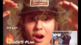 Drake - God's Plan (Official Music Video) Reaction!! 🔥