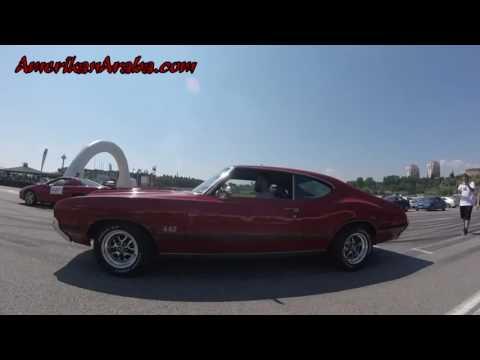 Körfez Drag – Oldsmobile 442 – 2016