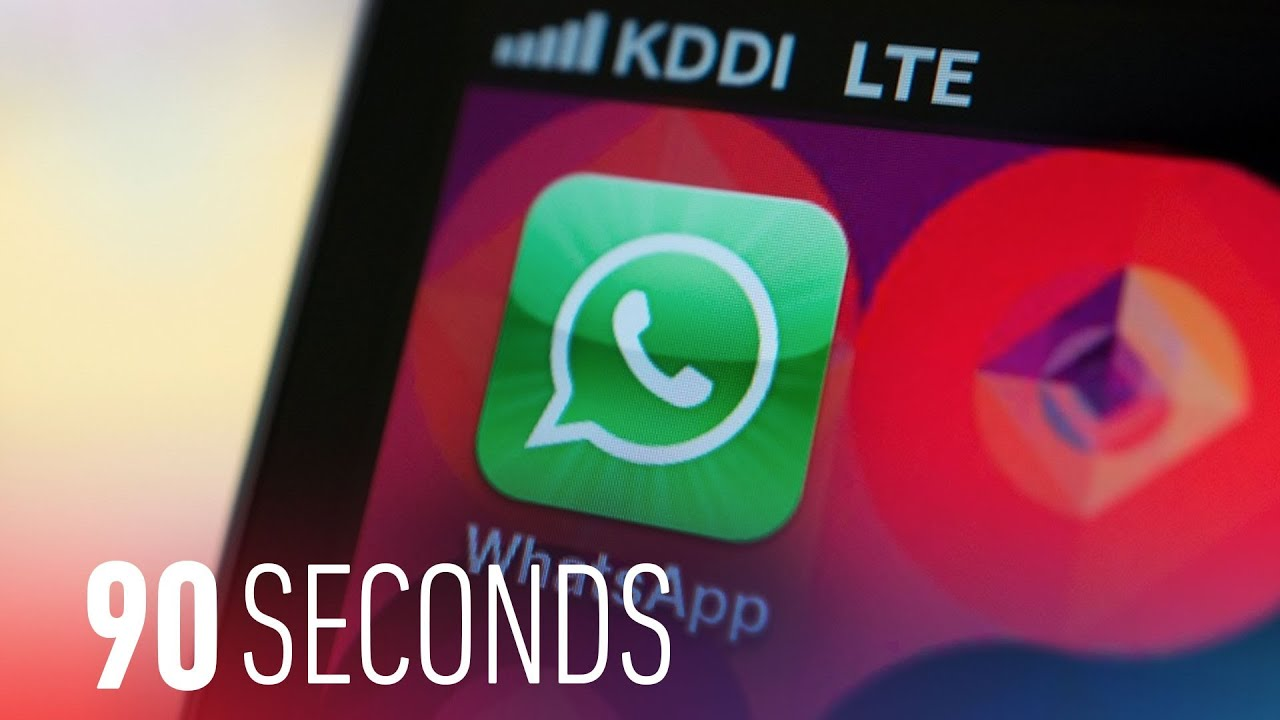 Facebook buys WhatsApp for $16 billion: 90 Seconds on The Verge thumbnail