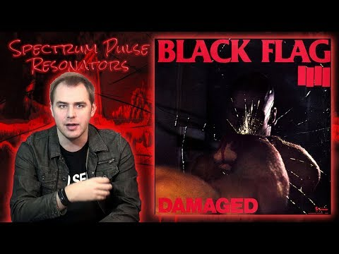 Resonators: Episode 001: Black Flag – Damaged – Album Review