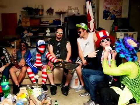 WHO CAME TO PARTY? - American Party Machine