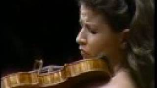 Anne-Sophie Mutter plays Méditation from Thaïs