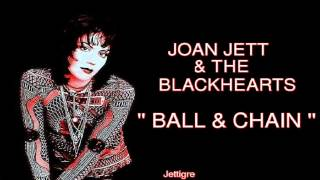 Joan Jett - '' BALL AND CHAIN '' ( Social Distortion cover )