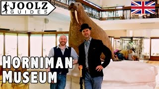 preview picture of video 'Horniman Museum - London Museum Guide'