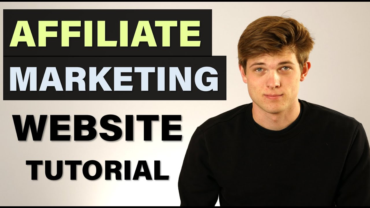 How To Develop An Affiliate Marketing Site in 2020 (Earn Money Online)