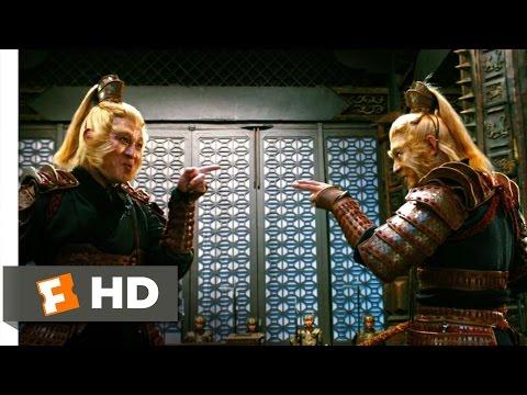 The Forbidden Kingdom (3/10) Movie CLIP - The Battle of Immortals (2008) HD