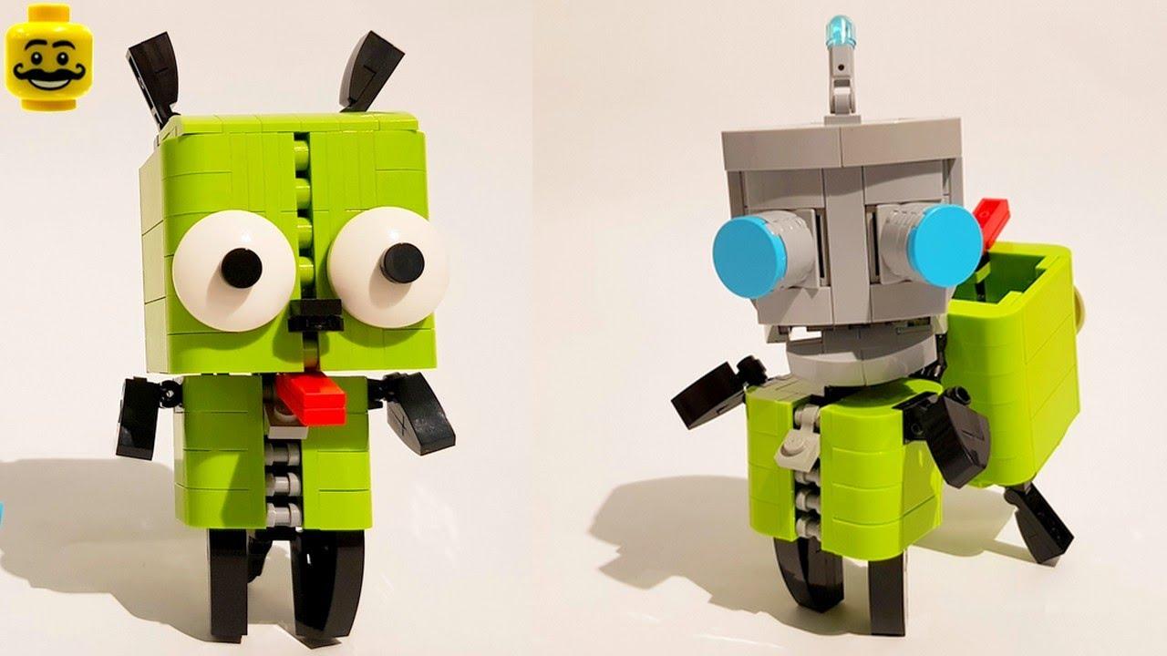 LEGO Invader Zim Gir's Dog Suit