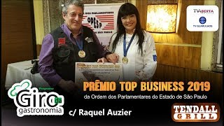 Matéria do PRÊMIO TOP BUSINESS 2019