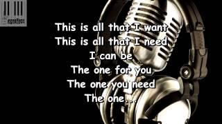 I'll Be The One (Lyrics) / Boyce Avenue - I'll Be The One (Lyrics)