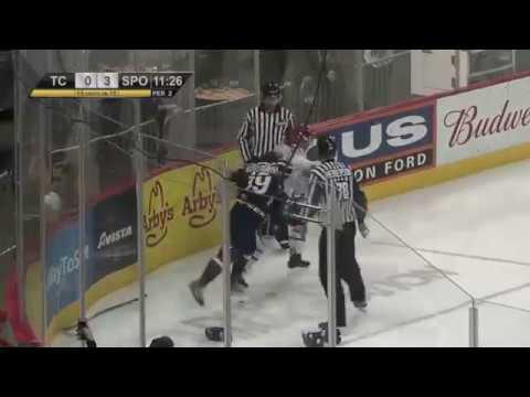 Luke Toporowski vs. Connor Bouchard