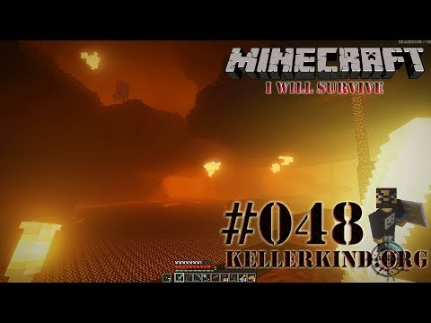 Ein Drahtseilakt ★ #048 ★ EmKa plays Minecraft: I will survive [HD|60FPS]