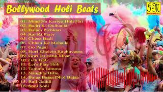 Bollywood Holi Beats 2019 | Non - Stop Holi Special Songs | Holi Party Songs | Audio Jukebox