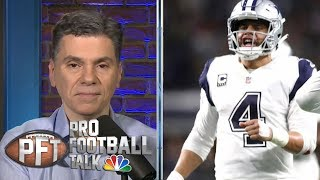 Dallas Cowboys offense must be less predictable in 2019 | Pro Football Talk | NBC Sports