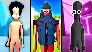 New Factions, New Units and Very Strange Things Are Coming to Totally Accurate Battle Simulator!