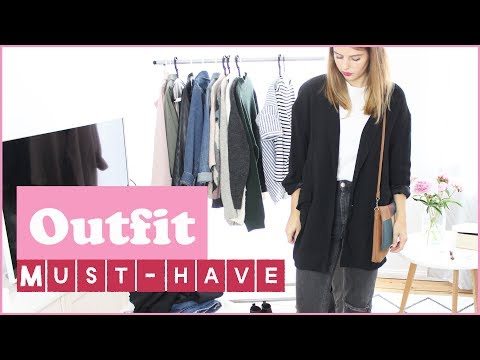 Outfit Must-haves - Fashion perfekt kombinieren, stylisch aussehen | Lovethecosmetics