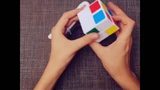 Cómo Armar El Cubo Rubik 2x2, Metodo Principiantes.