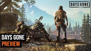 Days Gone Preview