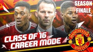 Back To Premier League FIFA 16 Man United Class Of 16 Career Mode SE1 FINALE