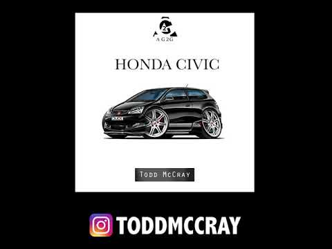 Honda Civic - Todd McCray (Audio)