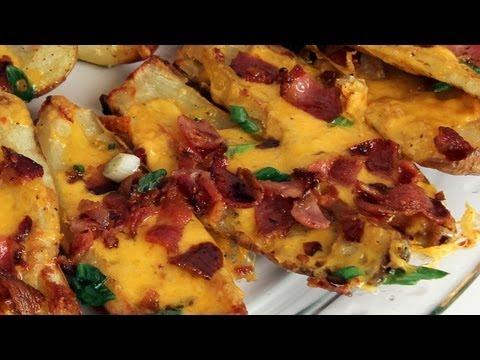 Potato Skins Recipe – Laura Vitale – Laura in the Kitchen Episode 280