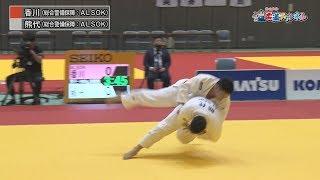 男子100kg超級決勝