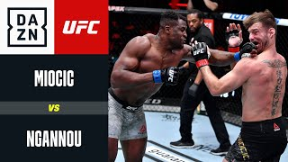 UFC 260 | Miocic vs Ngannou 2 | DAZN Highlights in italiano