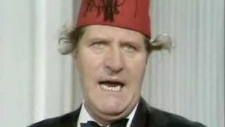 Tommy Cooper Spotted Hankerchief Trick