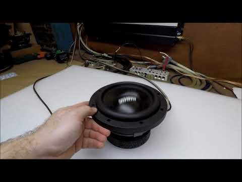 "***Big Bass in a Tiny Package*** Sundown Audio SA-6.5"" Subwoofer *Woofer Test Wednesday*"