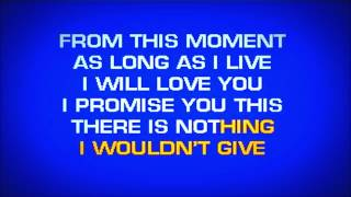 Shania Twain - From This Moment On (Karaoke High Quality Mp3)