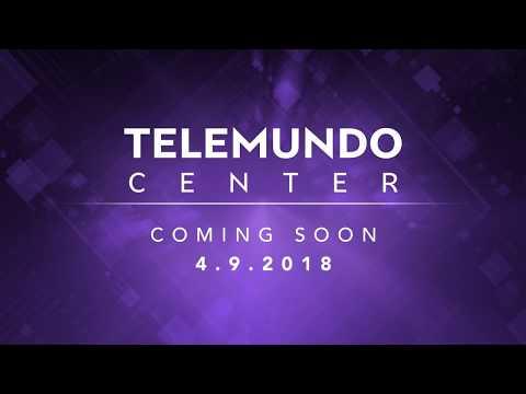 Telemundo Building Teaser