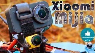 ✔ Крутая Экшн Камера Xiaomi Mijia 4K за 90$!!! Gearbest!