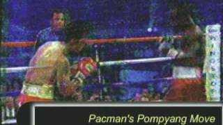 Pacman's Pompyang Move