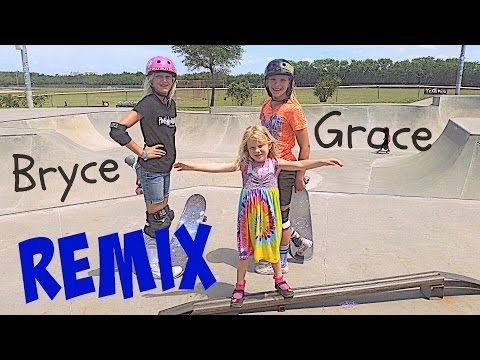 REMIXED: Bryce Wettstein & Grace Marhoefer: Encinitas meets Cocoa Beach.