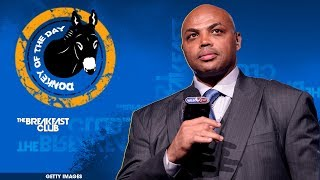 Charles Barkley Says Lavar Ball Is Exploiting His Kids And