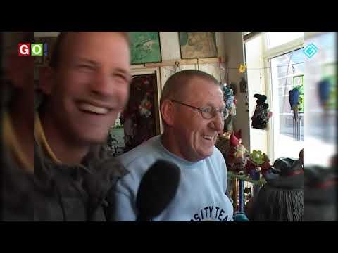 """Uit de oude doos met """"De kabouterman"""" - RTV GO! Omroep Gemeente Oldambt"""