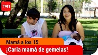 ¡Carla Será Mamá De Gemelas! | Mamá A Los 15 - T1E1
