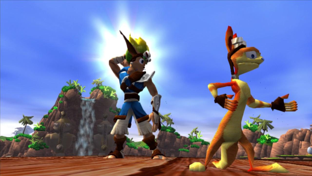 El clásico de PS2 Jak and Daxter llegará a PS4