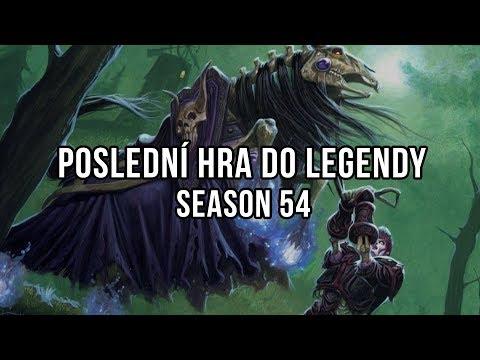 Poslední hra do legendy - Season 54