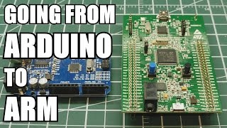 Going from Arduino to ARM